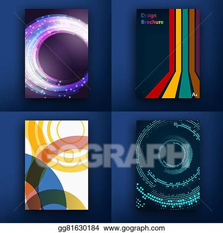 Vector Illustration - Templates  design set of web, mail