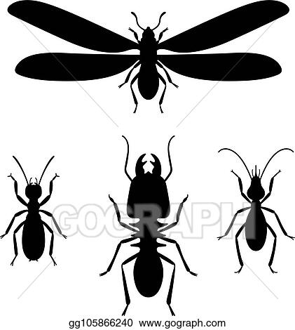 Eps Vector Termites Queen Soldier Worker Stock Clipart Illustration Gg105866240 Gograph