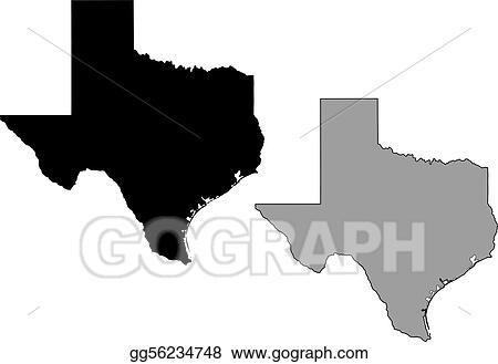 Texas Clip Art Royalty Free Gograph