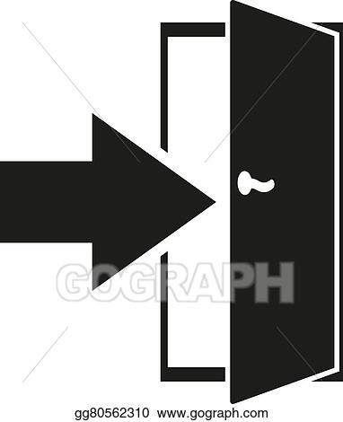 Vector Illustration - The login icon  entry and input