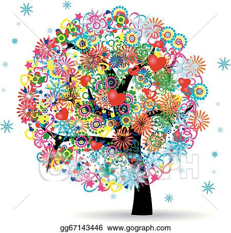 eps vector the tree of life stock clipart illustration gg67143446 rh gograph com transparent tree of life clipart tree of life clip art images