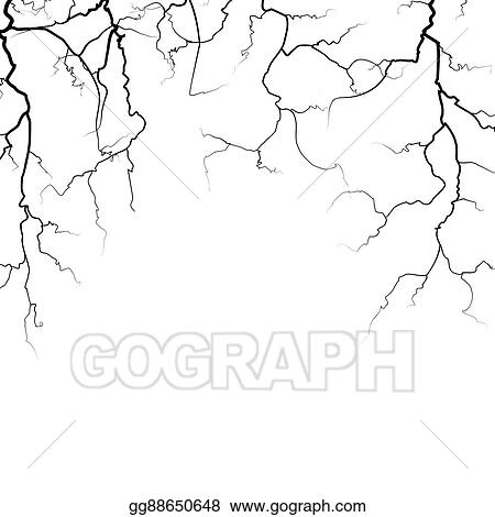 vector art thunder bolts vector frame in black white eps clipart gg88650648 gograph https www gograph com clipart license summary gg88650648