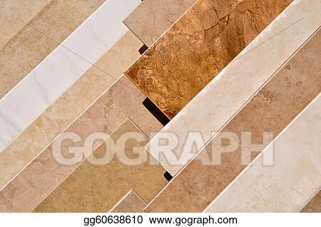 Stock Photo Tile Floor Samples Stock Photography Gg60638610 Gograph