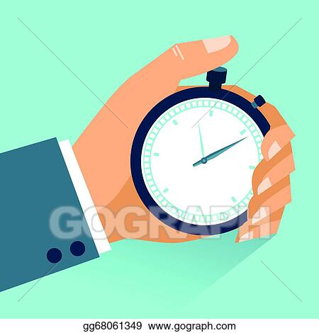 vector illustration time management eps clipart gg68061349 gograph rh gograph com bad time management clipart