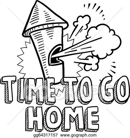 vector art time to go home sketch eps clipart gg64317157 gograph rh gograph com aridi vector eps clipart collection all 38 original volumes eps clipart free download