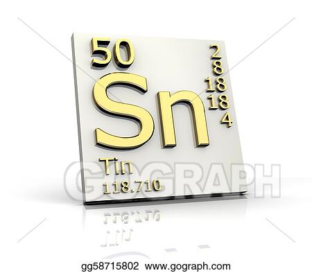 Clipart tin form periodic table of elements stock illustration tin form periodic table of elements urtaz Gallery