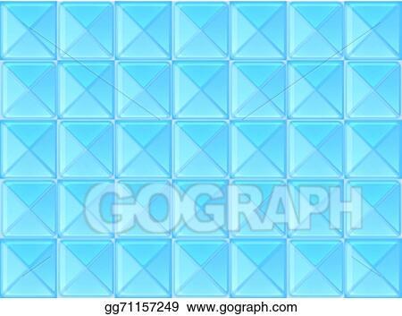 Topview Of The Floor Tiles