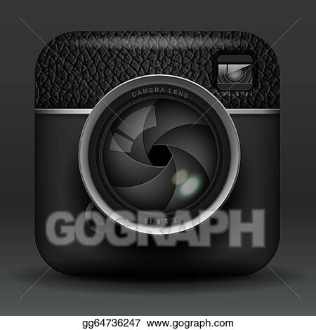 Photo Camera With Flash - Photography - Free Transparent PNG Clipart Images  Download
