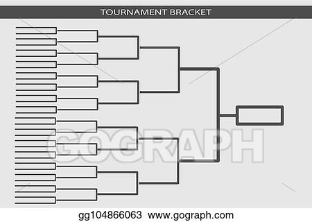 Vector illustration tournament bracket vector championship tournament bracket vector championship template maxwellsz