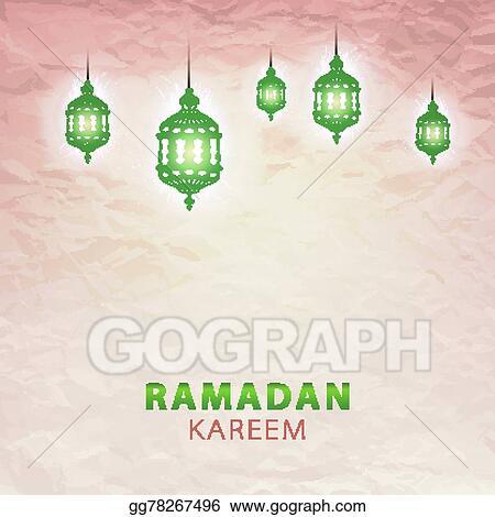 Vector illustration traditional lantern ramadan kareem art traditional lantern ramadan kareem art beautiful m4hsunfo
