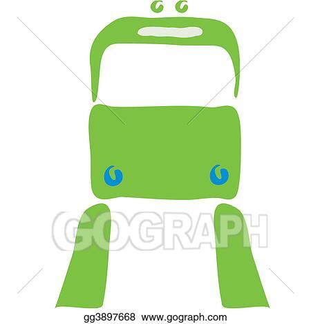 Clip Art Train Symbol Stock Illustration Gg3897668 Gograph