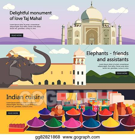 Tourism India Banners Brand Sale Banners