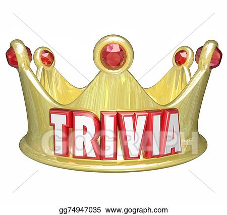 Picture Trivia Word King Queen Crown Competition Game Winner
