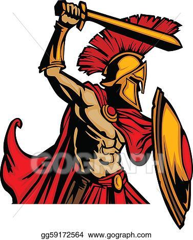trojan clip art royalty free gograph rh gograph com clipart trojan horse trojan war clipart