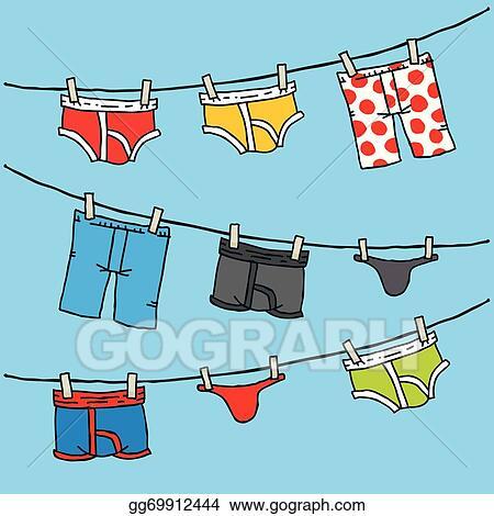 Clipart Underwear