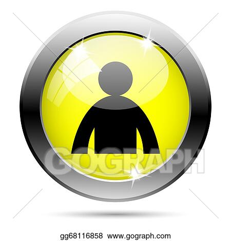 Stock Illustration User Profile Icon Stock Art Illustrations
