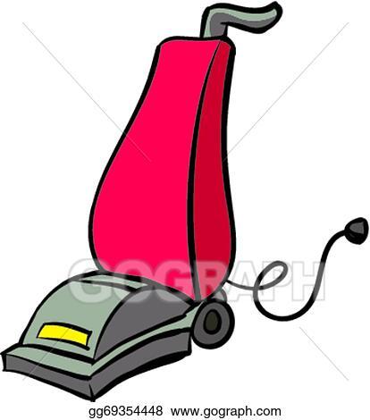 Vector Stock - Vacuum. Clipart Illustration gg69354448 ... Vacuum Clipart