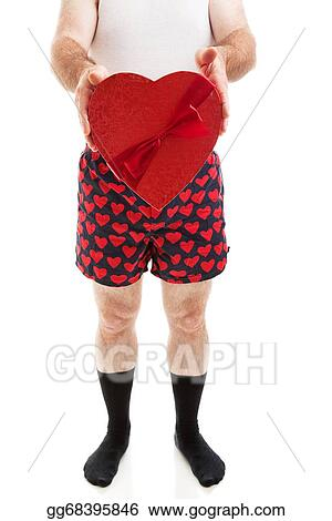 Stock Photo Valentine Gift For You Stock Photography Gg68395846