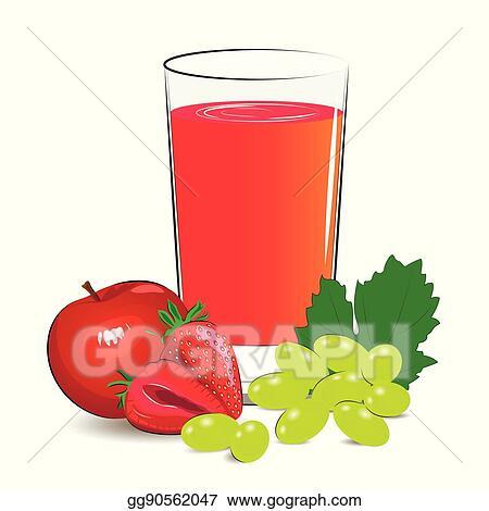 Clip Art Vectoriel Vecteur Illustration De Fruits Frais