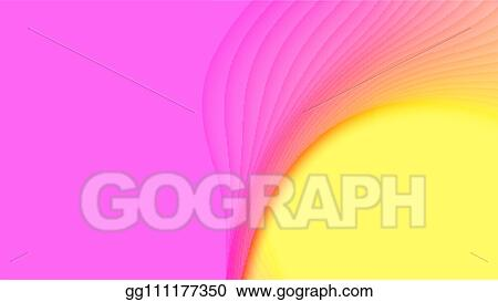 Vector Stock - Vector 3d abstract background with paper cut