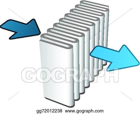 Vector Illustration Vector Air Filter Effect Icon Stock Clip Art