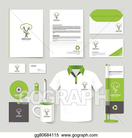 vector stock vector brochure flyer magazine folder t shirt