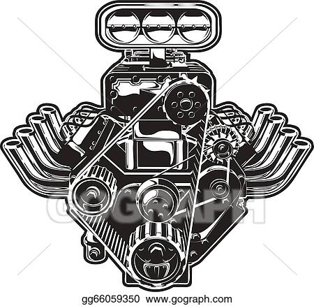 engine clip art royalty free gograph rh gograph com car engine clipart steam engine clip art