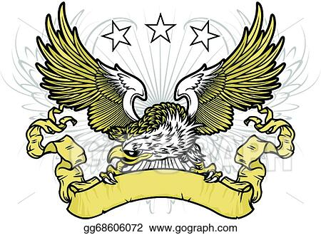 Eagle Wings Clip Art Royalty Free Gograph