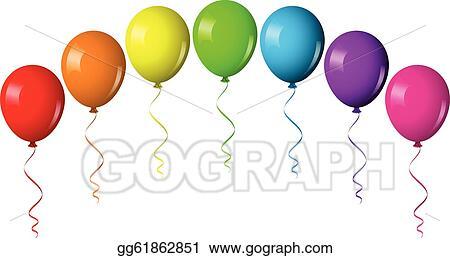 Balloon Clip Art Royalty Free Gograph