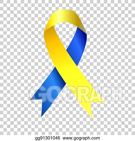 Clip Art Vector Vector Illustration Of World Down Syndrome Day