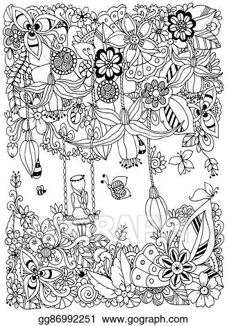 Faces zen anti stress to print - Anti stress Adult Coloring Pages | 470x327