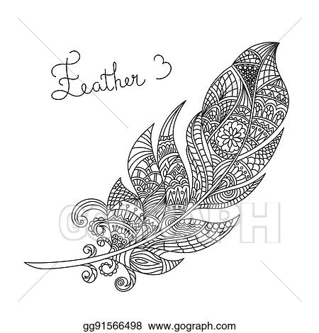 Turkey Feathers With A Very Unique Coloring Pages - Blue Bird ... | 470x450
