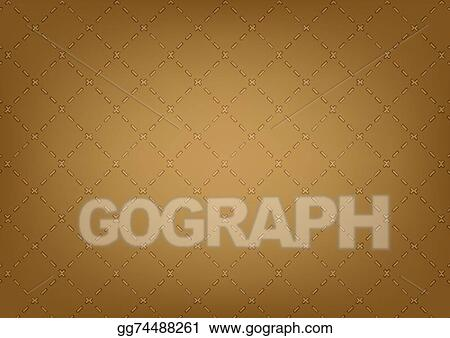 Vector Illustration - Vector pattern texture  geometric with