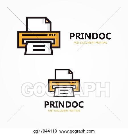Download Printer Vector Art