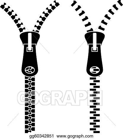 Zipper Clip Art Royalty Free Gograph