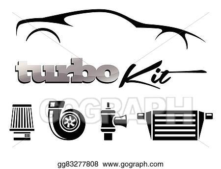 EPS Illustration - Vehicle performance mods turbo kit