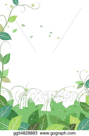 00402b597 Stock Illustration - Vines and leaves background. Clipart ...