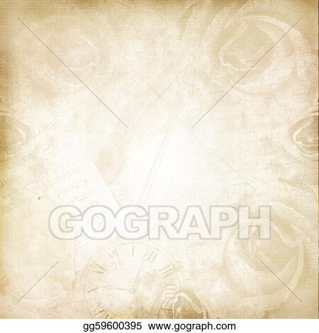 clip art vintage beautiful wedding background stock illustration gg59600395 gograph vintage beautiful wedding background