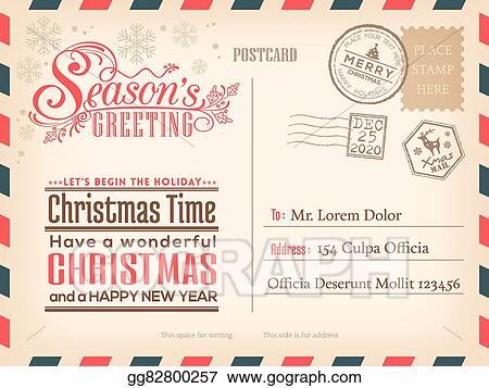Happy New Year Invitation Card 96