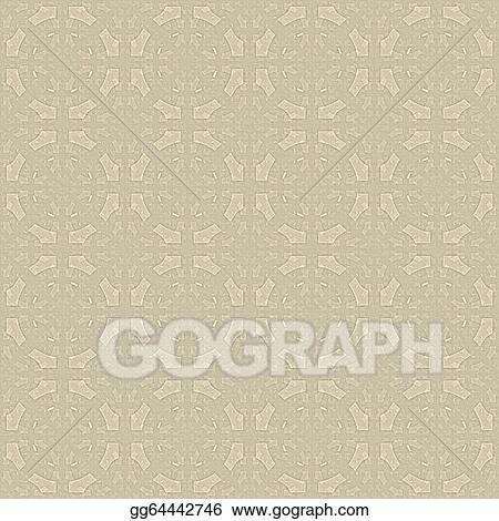 Stock Illustration , Vintage paper. seamless texture