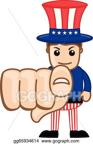eps illustration we want you uncle sam vector clipart rh gograph com uncle sam we want you clip art uncle sam i want you free clip art