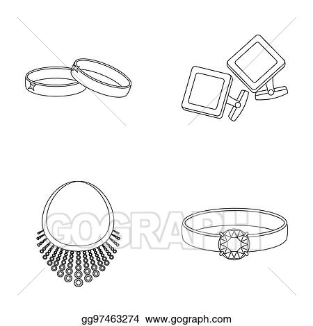 Clipart Wedding Rings Cuff Links Diamond Necklace Women S Ring