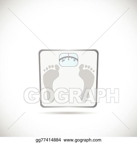 vector stock weighing scale illustration clipart illustration