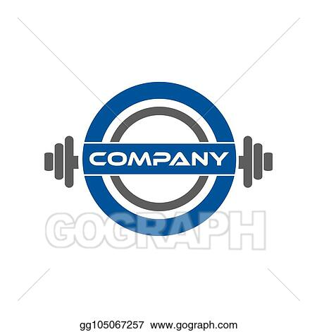 Weight Lifting Logo Design Template
