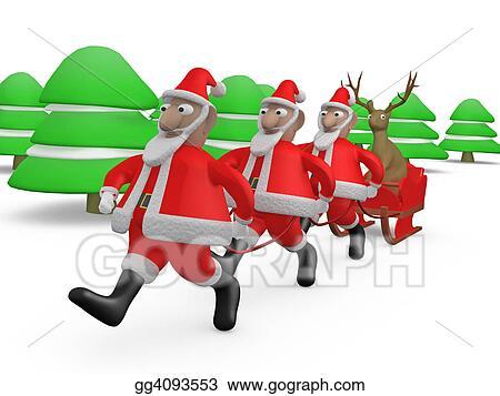 Weird Christmas Stock Photos 6
