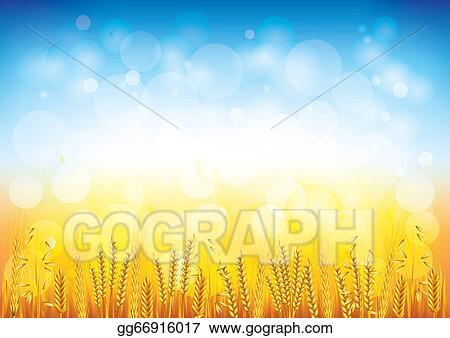 9,387 Wheat Field Illustrations, Royalty-Free Vector Graphics & Clip Art -  iStock