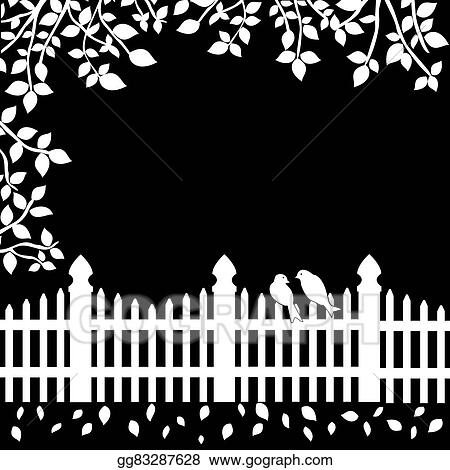 fence clipart.html