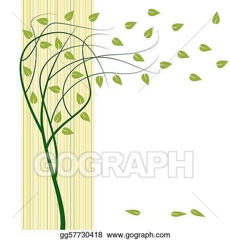 Summer Wind Clip Art