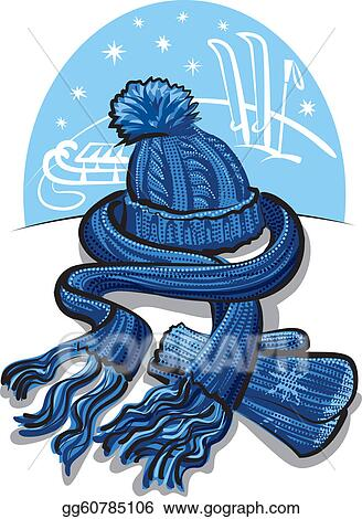 6898a35dcf2 Vector Stock - Winter clothing