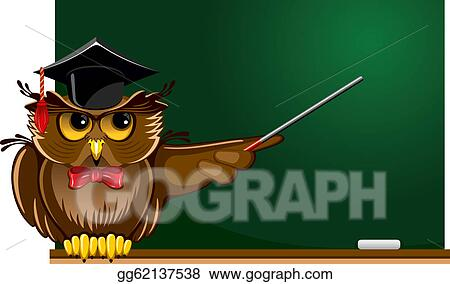 vector art wise owl clipart drawing gg62137538 gograph rh gograph com wise owl clipart black and white wise owl clipart free